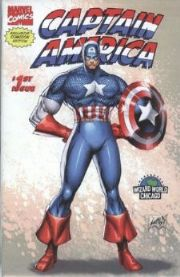 Captain America Comics (1996 Series)